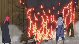 getlinkyoutube.com-~ Uchiha Sasuke vs 5 Kages [AMV] ~