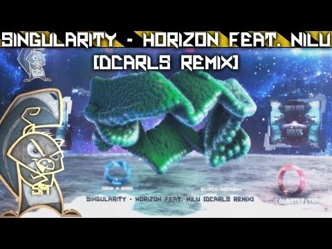 [Glitch Hop] Singularity - Horizon feat. Nilu (DCarls Remix)