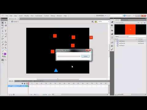 06 AS3 Game Design - Creating Enemies P2