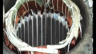 getlinkyoutube.com-Single Phase Induction Motor SN 44