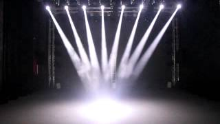 getlinkyoutube.com-Disco Lights/Night club light/Led stage lighting/stage lighting/Moving head light