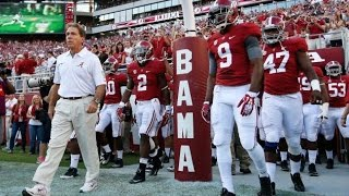 "getlinkyoutube.com-Alabama Football 2016-17 Pump-Up || ""We'll Be Coming Back"" 