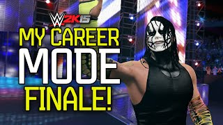 "getlinkyoutube.com-WWE 2K15 My Career Mode - Ep. 27 - ""RETIREMENT! (ENDING)"" [WWE MyCareer XBOX ONE / PS4 Finale]"