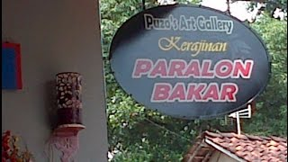 getlinkyoutube.com-Paralon Bakar, Kerajinan (Puzo's Art Gallery)