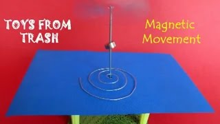 getlinkyoutube.com-MAGNETIC MOVEMENT - TAMIL - Amazing Magnetic Toy!