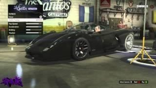 getlinkyoutube.com-GTA 5: All Los Santos Customs modifications for cars.