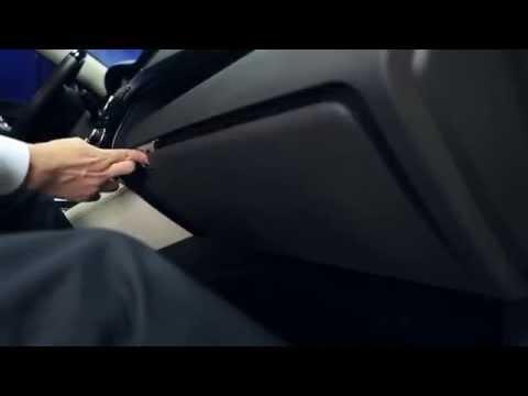 KIA Quoris Электропривод двери багажника с доводчиком