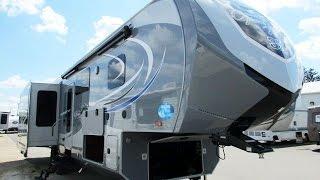 getlinkyoutube.com-HaylettRV.com - 2016 Open Range 3x 388RKS Rear Kitchen Luxury Fifth Wheel RV