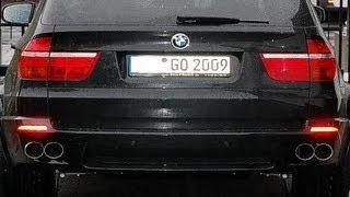 getlinkyoutube.com-Diesel-SOUND! BMW X5 3.0d Sportauspuff SOUND powered by mariani Car-Styling