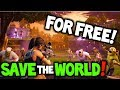 FORTNITE - FREE SAVE THE WORLD! - RELEASE DATE! + Save the world Explained