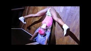 getlinkyoutube.com-Jemini UK Twerking Championships Best Twerk