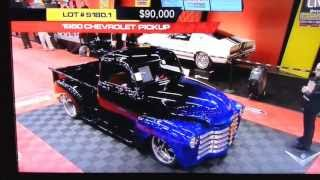 getlinkyoutube.com-Mecum Auction Houston 2013 1950 Chevy truck by cope design