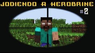 getlinkyoutube.com-Minecraft - Jodiendo a Herobrine | Parte 2 | 1.3.2