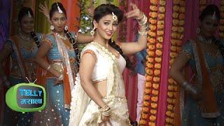 (Video)Adaa Khan aka Sesha Hot Dance Performance On Holi | Like OK Holi Celebration