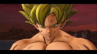 getlinkyoutube.com-Dragonball Z Ultimate Tenkaichi - Story Mode - Frieza Saga