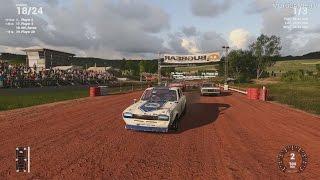 getlinkyoutube.com-Next Car Game: Wreckfest - Gravel 1 Banger Race Gameplay