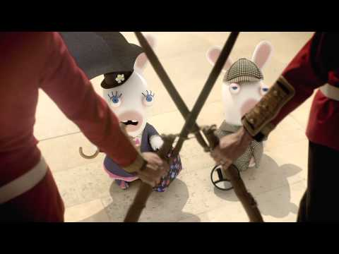 Rabbids invade the Royal Wedding [EUROPE]
