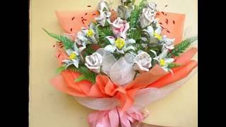 getlinkyoutube.com-พับดอกไม้ด้วยธนบัตร By Chintana Paleewong