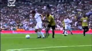 ملخص المباراه الاتحاد السعودي والريال مدريد 1-1 YouTube.FLV