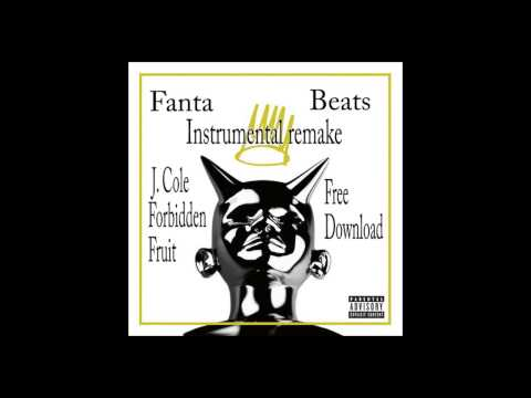 J Cole - Forbidden Fruit f Kendrick Lamar official Instrumental Remake prod by Fanta beats