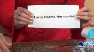 Gran sorteo Larry Hernández