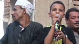 getlinkyoutube.com-الفنان عيد الشروني  وولده الصغير في ضهريه الحنه