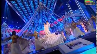 getlinkyoutube.com-genelia and ritesh performance
