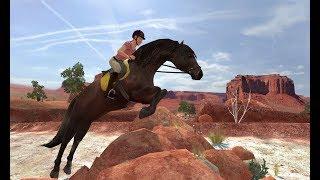 getlinkyoutube.com-Gry dla dzieci Ellen Whitaker's Horse life PC