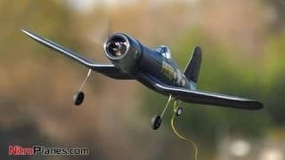 getlinkyoutube.com-American F4U Corsair vs Japanese Zero Fighter (RC Airplanes' Spectacular Air Collision)