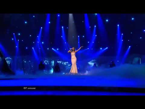 Eurovision 2013 Ukraine Zlata Ognevich - Gravity LIVE AT FIRST SEMI-FINAL  