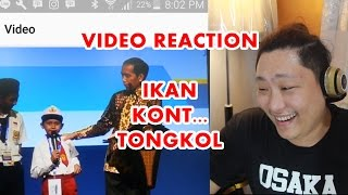 ANAK SD SALAH SEBUT NAMA IKAN - VIDEO REACTION