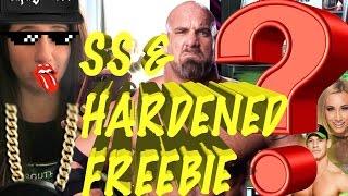 getlinkyoutube.com-SS FREEBIE + HARDENED FREEBIE - WWE SuperCard S3