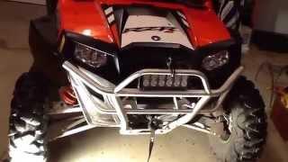 Polaris ranger RZR front or rear squeak problems very easy fix!