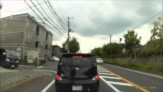 getlinkyoutube.com-ドラレコ 進まない車に軽くクラクション
