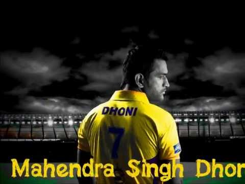 MS Dhoni's Biography