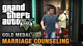getlinkyoutube.com-GTA 5 - Mission #6 - Marriage Counseling [100% Gold Medal Walkthrough]