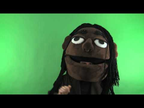 Trini Santana Dreadlock Mascot Head Test