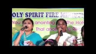 JESUDOSS SAMUEL .Dr Faith acts Chennai Telugu  Msg