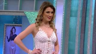 getlinkyoutube.com-Lingerie Show On Brazilian Television HD (New) - 09.09.2015