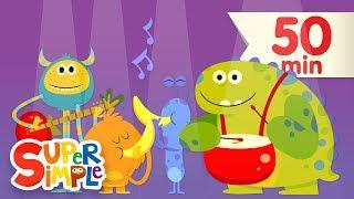 getlinkyoutube.com-Apples & Bananas | + More Kids Songs | Super Simple Songs