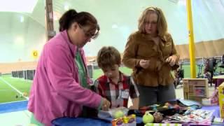 Laura Hathaway and Warner's Corner Toys (Season 4, Episode 6)