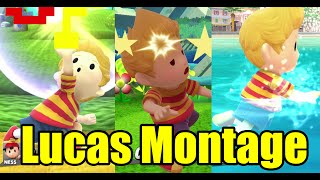 getlinkyoutube.com-Lucas Various Animations Montage & MUCH MORE (Super Smash Bros Wii U)