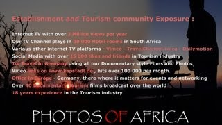 getlinkyoutube.com-Photos of Africa Introduction Video - South Africa Tarvel Channel 24