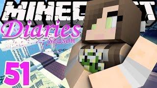 getlinkyoutube.com-Wedding on the Docks | Minecraft Diaries [S1: Ep.51 Roleplay Survival Adventure!]