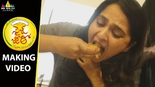 getlinkyoutube.com-Size Zero Movie Making Video | Anushka Shetty | Arya | Sri Balaji Video