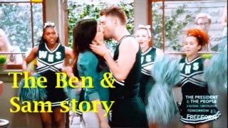 getlinkyoutube.com-The Ben and Sam Story from Baby Daddy