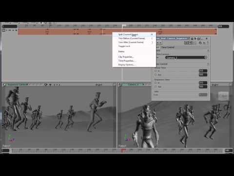 Softimage Sneak Peek: Sequencer