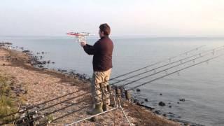 getlinkyoutube.com-btishin drone carpfishing