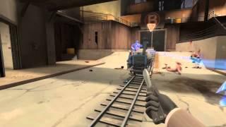 getlinkyoutube.com-butterfly knife gameplay(Team Fortress 2)