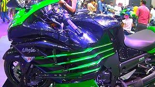 getlinkyoutube.com-2016, 2017 new Kawasaki Ninja ZX-14R, 1400cc